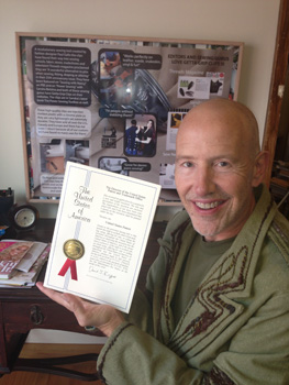 timelineGalleryCaption','Paul Gallo receives the patent!
